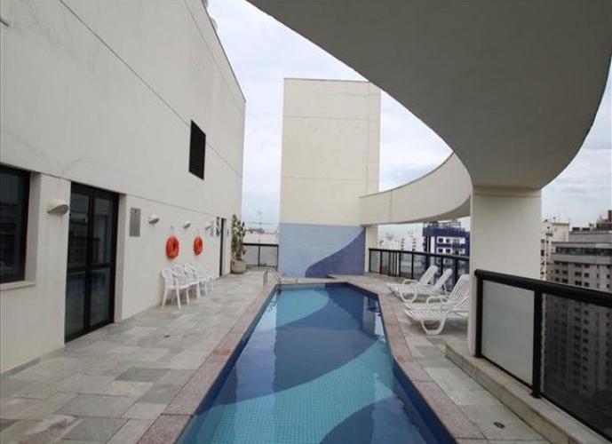 Flat em Moema/SP de 30m² 1 quartos para locação R$ 2.000,00/mes