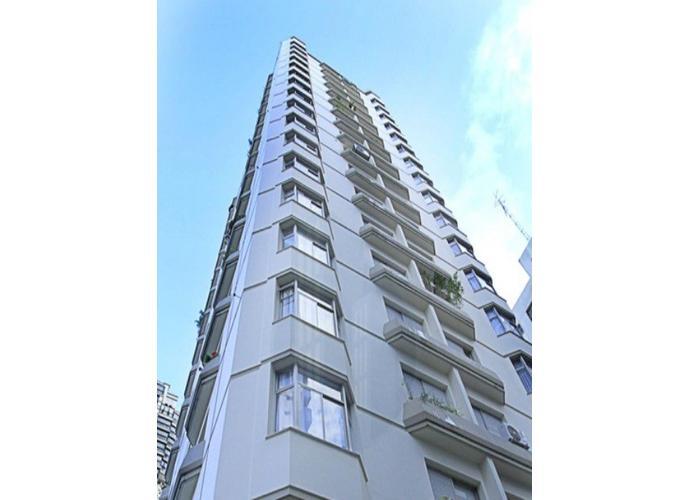 Apartamento em Vila Nova Conceição/SP de 40m² 1 quartos para locação R$ 2.100,00/mes