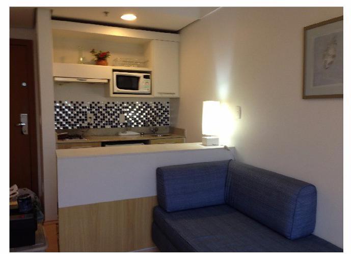 Flat em Alphaville/SP de 30m² 1 quartos para locação R$ 2.100,00/mes