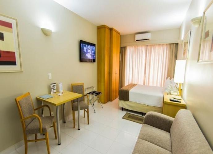 Flats para locação no bairro Perdizes 1 dormitório 1 vaga