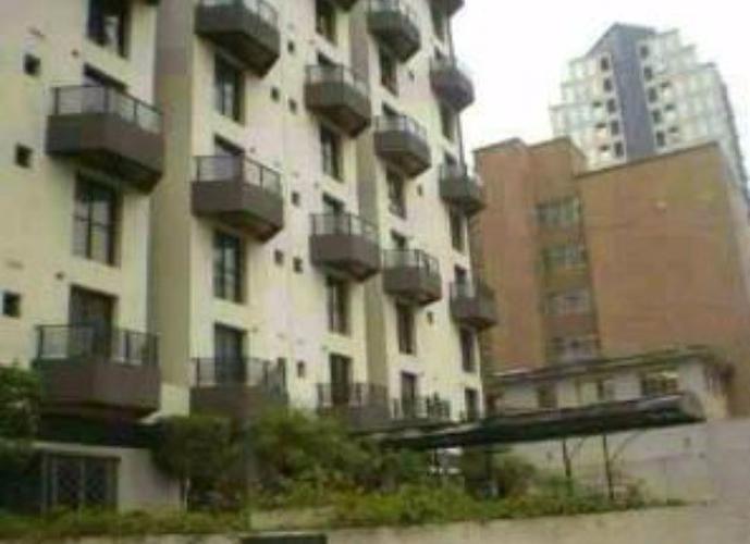 Flat em Moema/SP de 45m² 1 quartos para locação R$ 2.100,00/mes