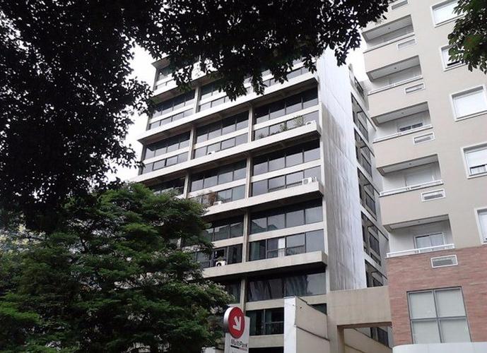 Flats para locação no bairro Bela Vista 1 dormitório 1 vaga