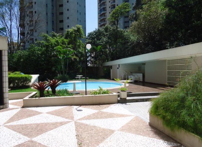 Flat em Morumbi/SP de 35m² 1 quartos para locação R$ 2.100,00/mes