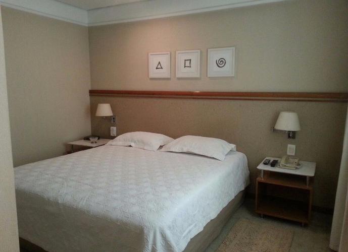 Flat em Vila Olímpia/SP de 30m² 1 quartos para locação R$ 2.100,00/mes