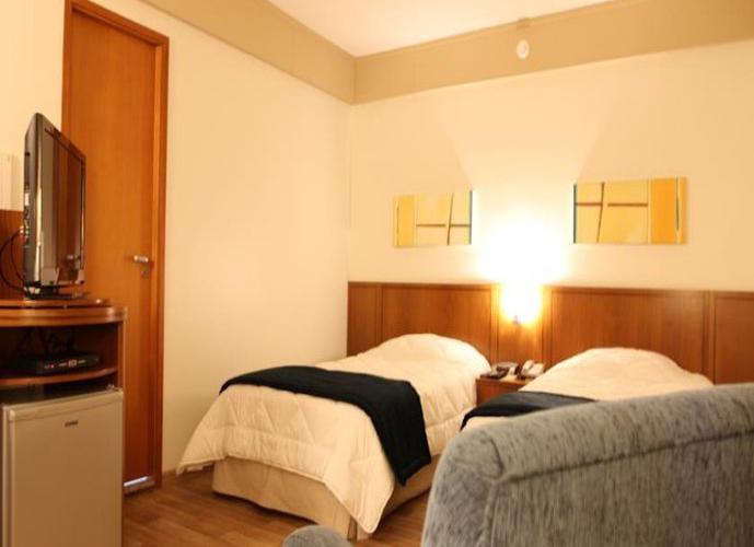 Flat em Ibirapuera/SP de 30m² 1 quartos para locação R$ 2.100,00/mes