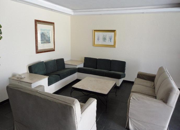 Flat em Itaim Bibi/SP de 40m² 1 quartos para locação R$ 2.100,00/mes