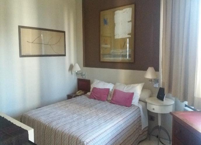 Flat em Brooklin/SP de 40m² 1 quartos para locação R$ 2.100,00/mes