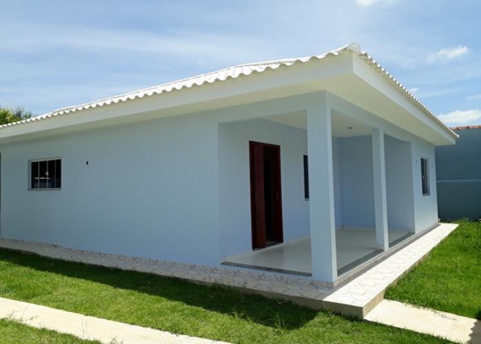 Casa maravilhosa em Porto da Roça, confortável com 3 quartos (1 suíte) e área de lazer