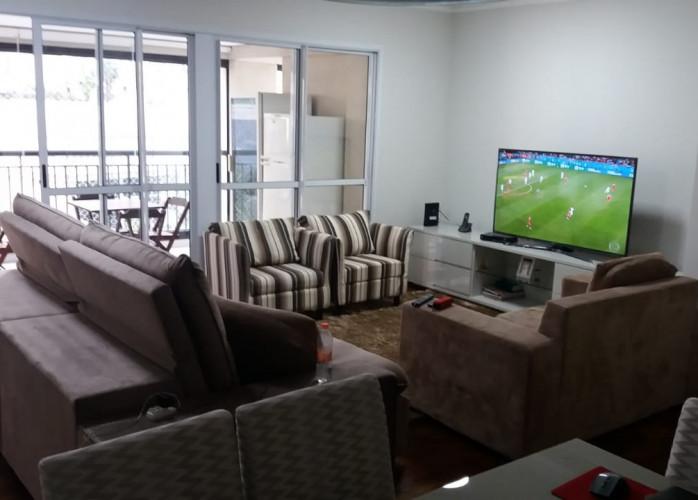 Apartamento 3 Suítes 135 m² Condomínio Royale Tresor - Santo André - Vila Gilda.