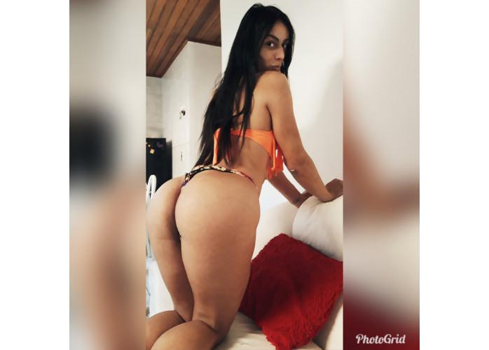 Trans novinha louca por sexo hj