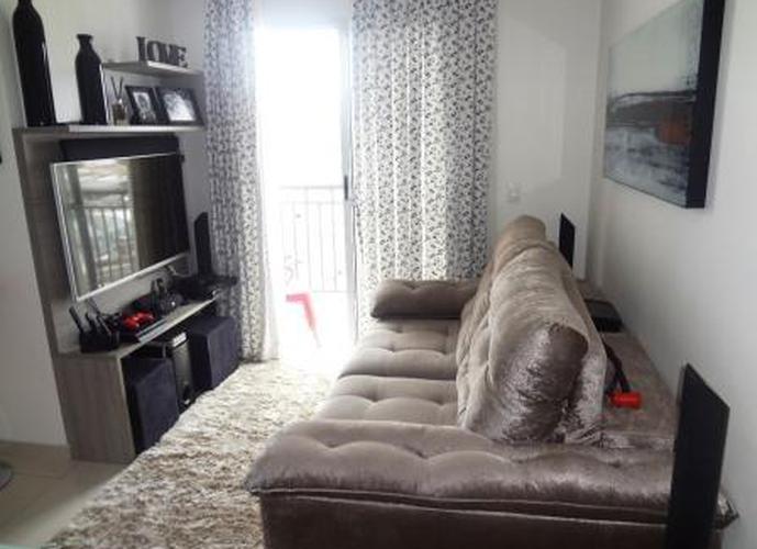 Apartamento à venda, 51 m², 2 quartos, 2 banheiros