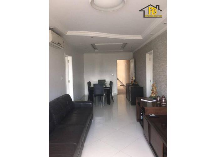 Apartamento residencial à venda, Estuário, Santos - AP0441.