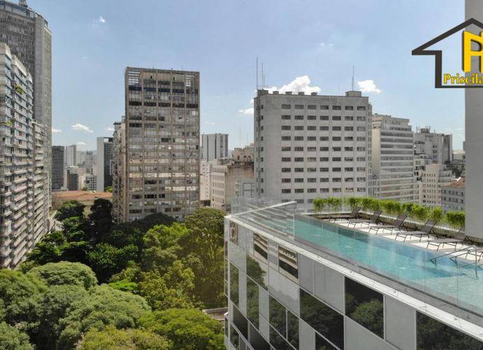Loft residencial à venda, Centro, São Paulo.