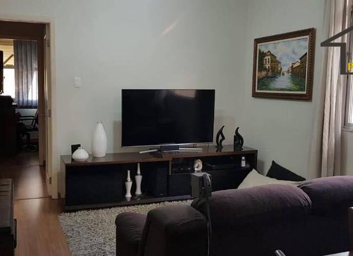 Apartamento 3 Dorm à venda, Gonzaga, Santos.