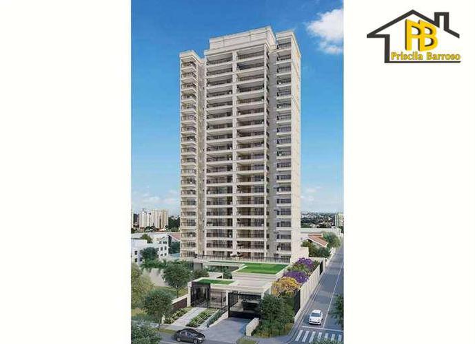 sofisticado, único e exclusivo apartamento em construção no bairro de moema