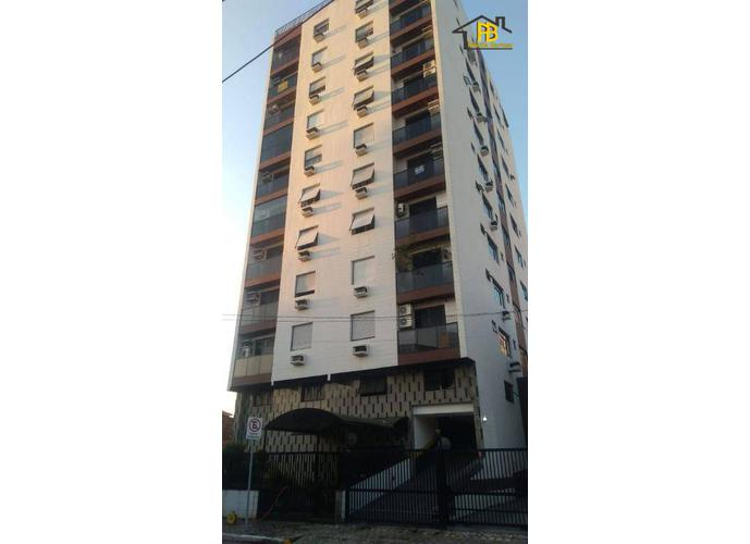 Apartamento residencial para venda e locação, Embaré, Santos.