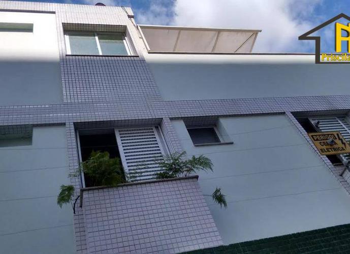Sobrado residencial à venda, Campo Grande, Santos.