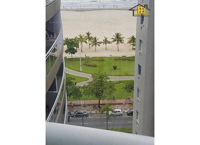 Lindo Apartamento residencial à venda, José Menino, Santos.