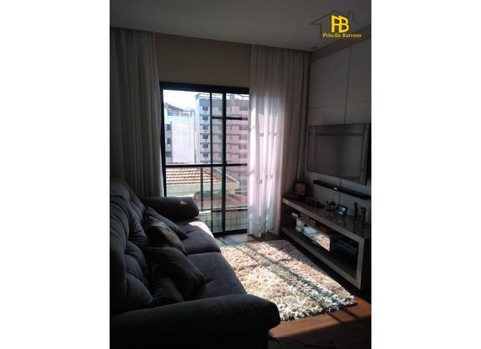 Lindo Apartamento residencial à venda, Campo Grande, Santos.