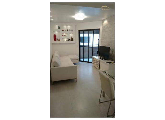 Apartamento 2 Dorm à venda, Vila Matias, Santos.