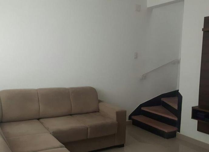 Sobrado 86m2 02 dormitórios no Campo Grande