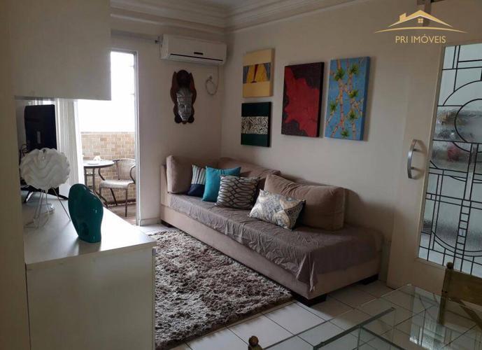 Apartamento 63m2 02 dormitórios na Ponta da Praia