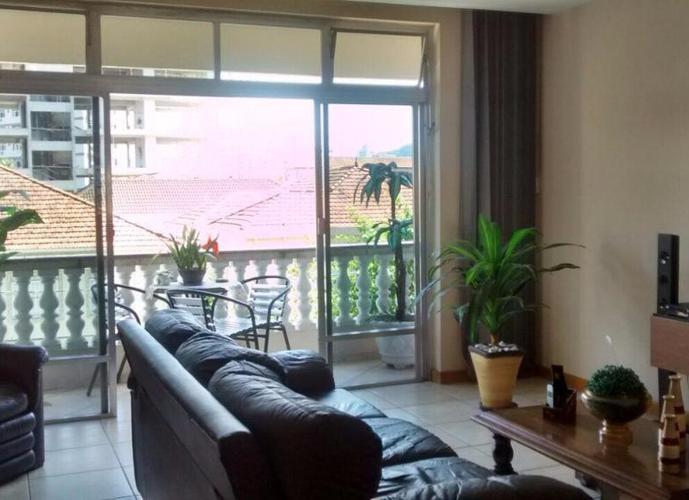 Apartamento  97m2, 03 suítes no Boqueirão em Santos