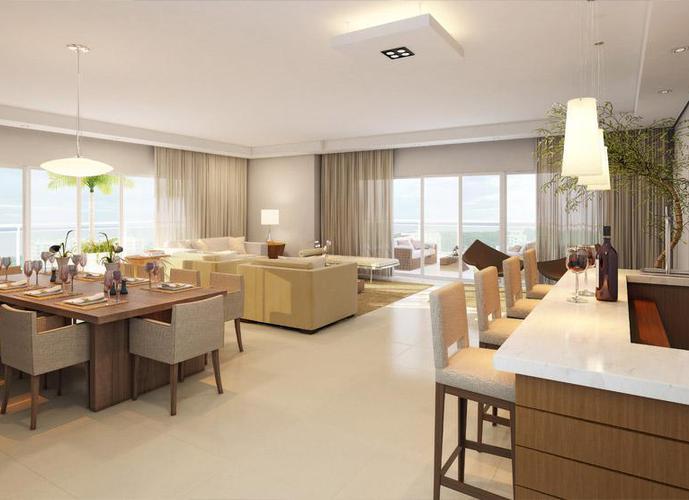 Apartamento Alto Padrão 128m2 Ville de France