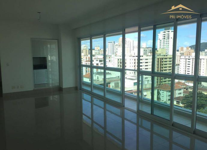 Apartamento 3 suítes 150 m²,  Ponta da Praia, Santos.