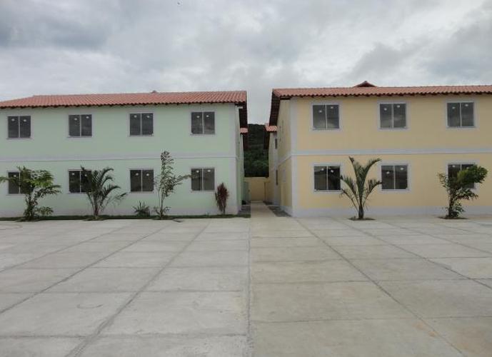 Apartamento em Monte Alegre/RJ de 55m² 2 quartos a venda por R$ 158.000,00
