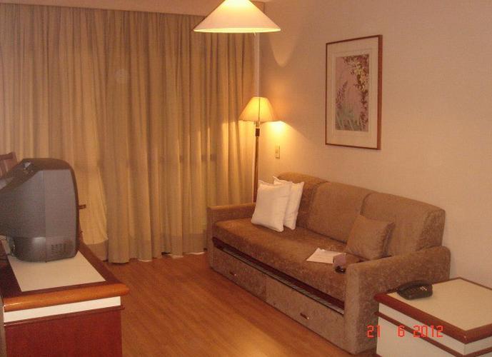 Flat em Jardins/SP de 45m² 1 quartos para locação R$ 1.800,00/mes