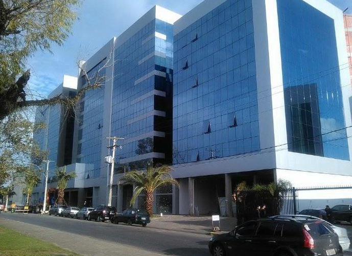 Salas no Moinho Office -Av Dom Joaquim - Sala Comercial para Aluguel no bairro Três Vendas - Pelotas, RS - Ref: A136