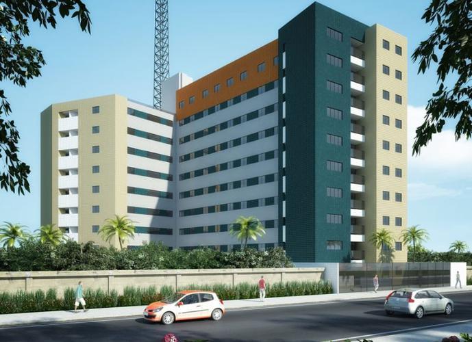 Apartamento 02 quartos prox. ao Cesmac, ÷ 60 meses - Apartamento a Venda no bairro Farol - Maceió, AL - Ref: PI77790