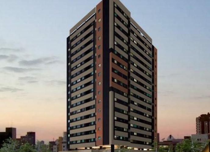 Apartamento 02 e 03 quartos, em frente ao CEPA - Apartamento a Venda no bairro Farol - Maceió, AL - Ref: PI69496