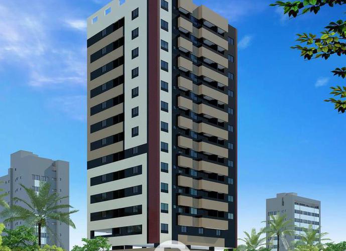 Apartamento 02 quartos a 400m da Praia ÷ em 100 meses - Apartamento a Venda no bairro Ponta Verde - Maceió, AL - Ref: PI96726