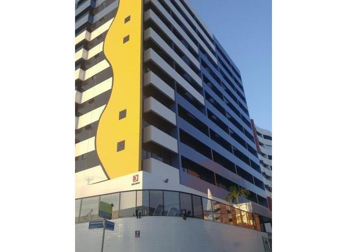 Apartamento Quarto/sala e 02 quartos, a 400 metros da praia - Apartamento a Venda no bairro Ponta Verde - Maceió, AL - Ref: PI26718