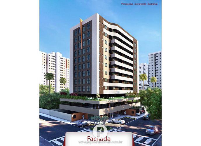 Apartamento Quarto Sala ÷ em 70x na Sandoval Arroxelas - Apartamento a Venda no bairro Ponta Verde - Maceió, AL - Ref: PI59173