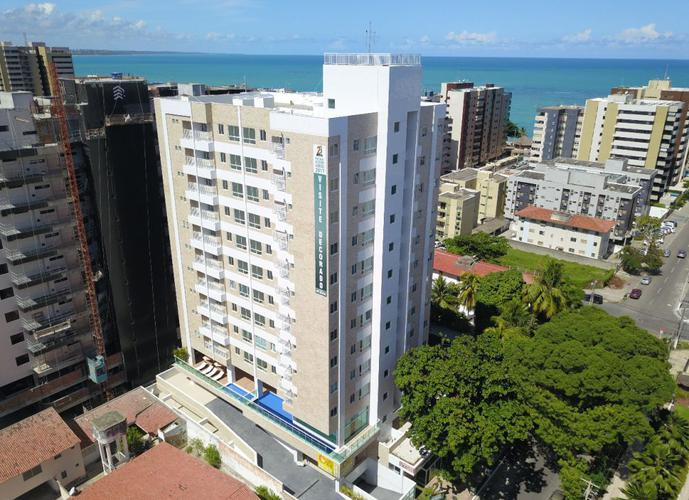 Apartamento 02 quarto na 2ª quadra do Mar ÷ em 80 meses - Apartamento a Venda no bairro Ponta Verde - Maceió, AL - Ref: PI11766