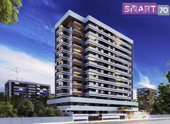 Apartamento 03 quartos c/ Varanda Gourmet a 450m da praia - Apartamento a Venda no bairro Ponta Verde - Maceió, AL - Ref: PI49819