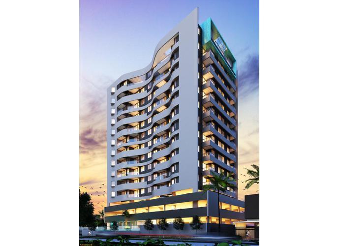 Apto Studio a 300m da Praia, parcelamento em 100 meses - Apartamento a Venda no bairro Ponta Verde - Maceió, AL - Ref: PI19599