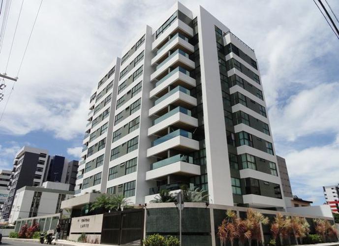 04 Quartos sendo 03 suítes e Varanda, 144m² - Apartamento Alto Padrão a Venda no bairro Ponta Verde - Maceió, AL - Ref: PI07779