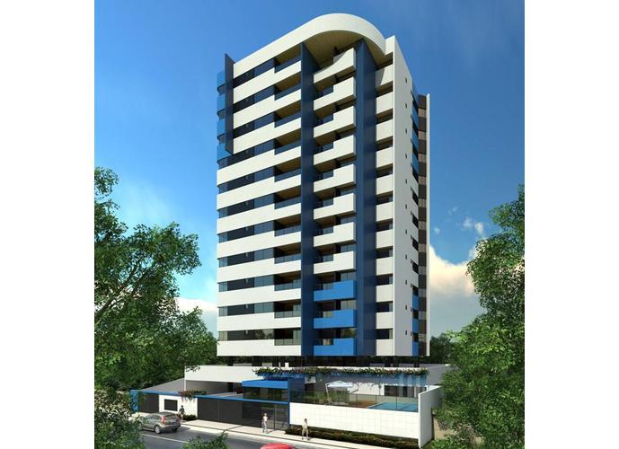 Apartamento 03 suítes, 126m² ÷ 100 meses, Stella Maris - Apartamento a Venda no bairro Jatiúca - Maceió, AL - Ref: PI71801
