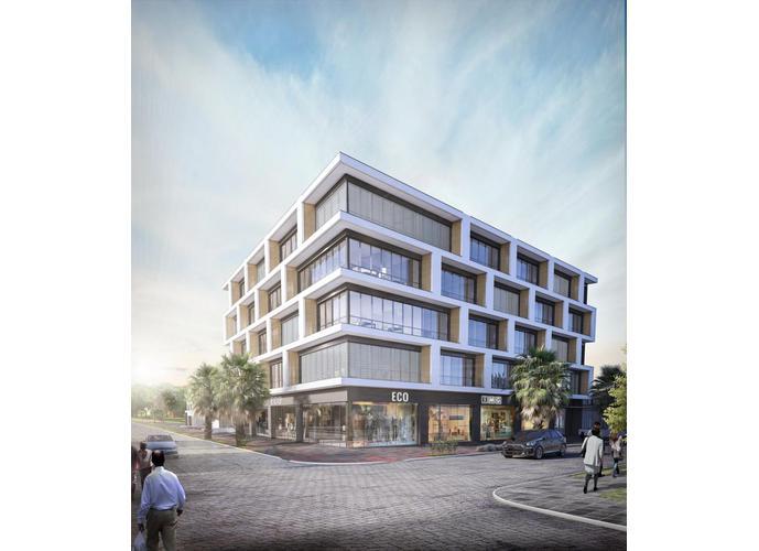 Euro Smart Office - Edifício Comercial em Lançamentos no bairro Centro - Pelotas, RS - Ref: E38