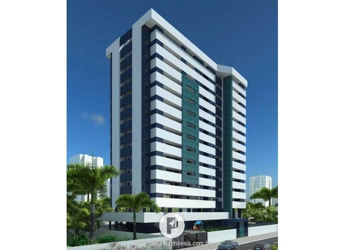 Apartamento 02 quartos com varanda gourmet e suíte - Apartamento a Venda no bairro Jatiúca - Maceió, AL - Ref: PI50232