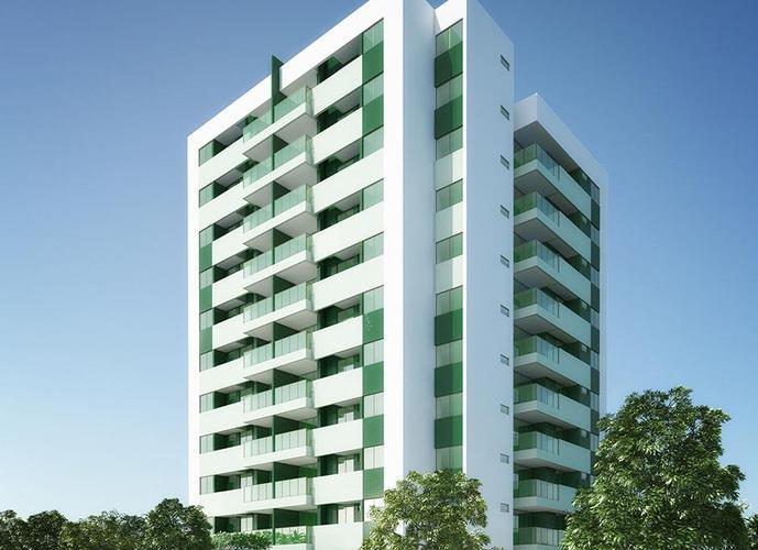 Apartamento 03 quartos, 110m² com 02 suítes - Apartamento a Venda no bairro Jatiúca - Maceió, AL - Ref: PI71690