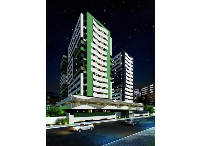Apartamento 3 quartos, no STELLA MARIS parcelado em 100x - Apartamento a Venda no bairro Jatiúca - Maceió, AL - Ref: PI07226