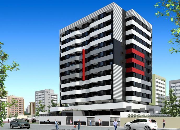 Apartamento Quarto/Sala com suíte no Stella Maris em 100x - Apartamento a Venda no bairro Jatiúca - Maceió, AL - Ref: PI11488
