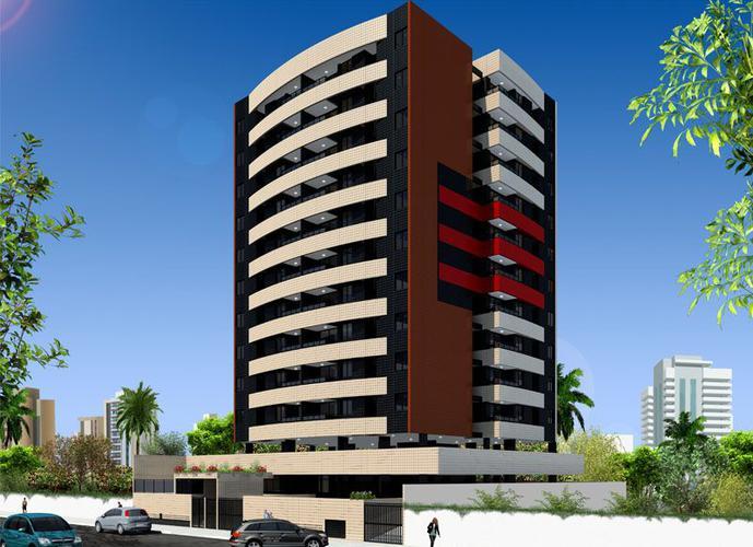 Apartamento 03 quartos, Varanda, ÷ em 100 meses, 85m² - Apartamento a Venda no bairro Jatiúca - Maceió, AL - Ref: PI00073