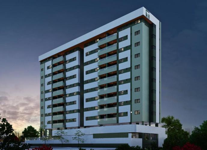 Apartamentos 03 Quartos com financiamento bancário! - Apartamento a Venda no bairro Gruta De Lourdes - Maceió, AL - Ref: PI40809
