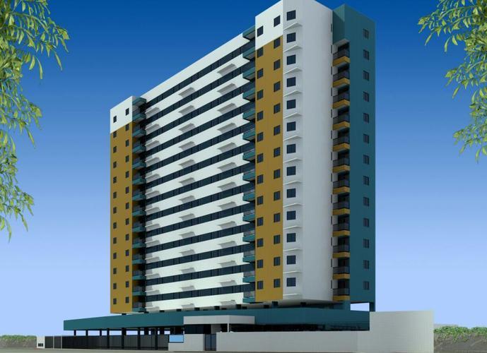 Apartamento Quarto/Sala ÷ em 80 meses Direto, Cruz das Almas - Apartamento a Venda no bairro Cruz Das Almas - Maceió, AL - Ref: PI54884